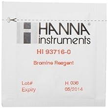 Hanna Instruments HI 93716-01 Reagent for Bromine, DPD Method (100 Tests)