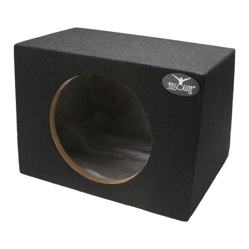 Absolute Usa Mshf10 Single 10-Inch Sealed Mdf Enclosure