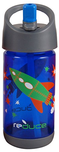 Reduce Sip N Go Sippy Cups, Blue Rocket front-86376