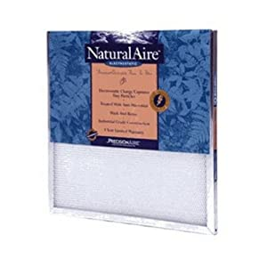 NaturalAire Electrostatic 16x20x2 MERV 10 Washable Air Filter (Qty: 6
