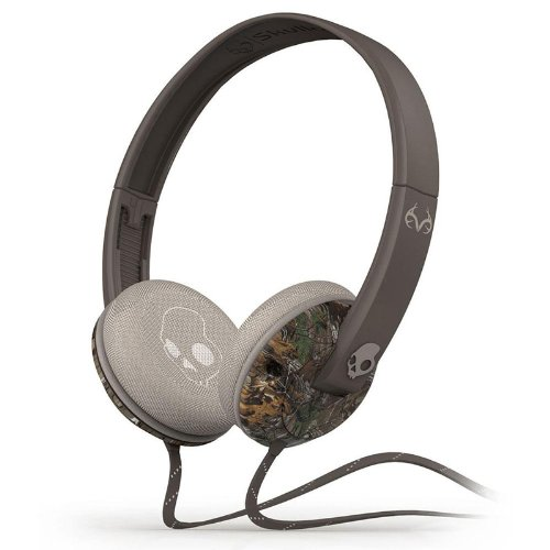 Skullcandy Uprock Stereo Headphones - Real Tree