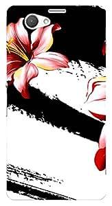 TrilMil Printed Designer Mobile Case Back Cover For Sony Xperia Z1