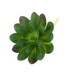 Imported Artificial Succulent Plants Plastic Flower Gem Flower Home Garden Decor
