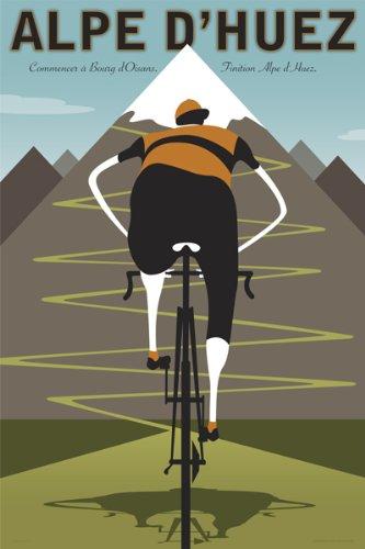 Graham Watson valenti cycling art