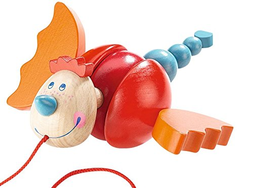 HABA Diego Dragon Pull toy - 1