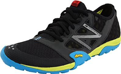 New Balance Women's WT20GB Trail Minimus Shoe,Black,12 B US