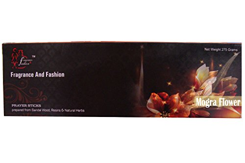 Fragrance And Fashion Mogra Flower Incense Sticks Of 275 Gms