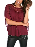 FRENCH CODE Blusa Lou (Burdeos)