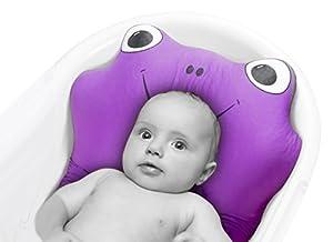 Ludi - Soporte para el baño, color: Purple - BebeHogar.com