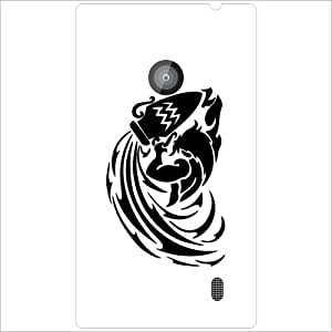 Nokia Lumia 520 - Lazer Print Special Designer Cases