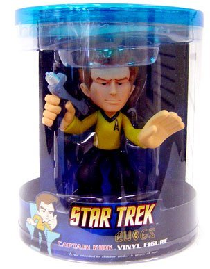 Star Trek Captain Kirk Vinyl Figure - 1
