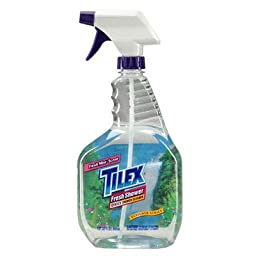 Clorox 01299 Tilex Fresh Shower Daily Shower Cleaner (Pack of 9)