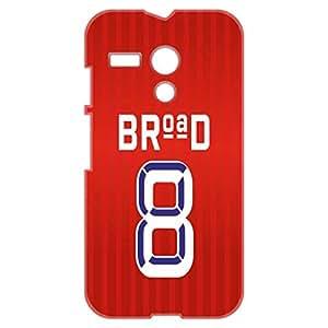 a AND b Designer Printed Mobile Back Cover / Back Case For Motorola Moto G (Moto_G_3D_599)