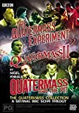 Quatermass Trilogy (original) ( Quatermass and the Pit / Quaretmass II /  Quatermass Experiment ) [DVD] -