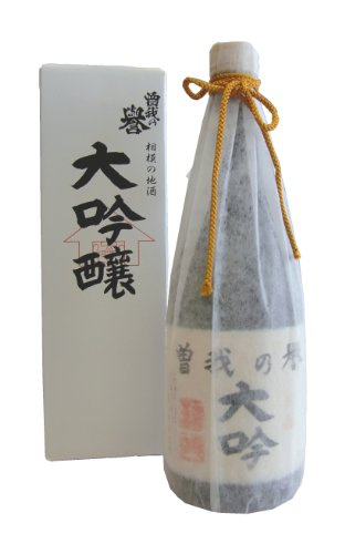Daiginjo Sake from Ishii Brewery in Odawara, 720ml
