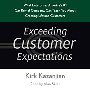 Exceeding Customer Expectations | [Kirk Kazanjian]