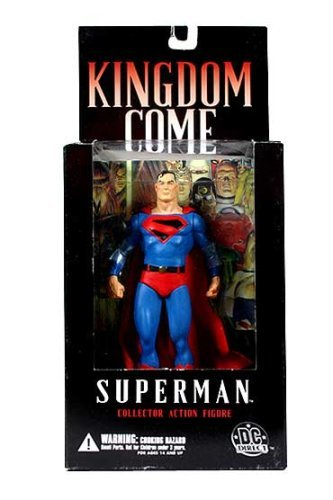 Picture of DC Direct Alex Ross Kingdom Come 1: Superman Action Figure (B00169M2Z0) (Superman Action Figures)