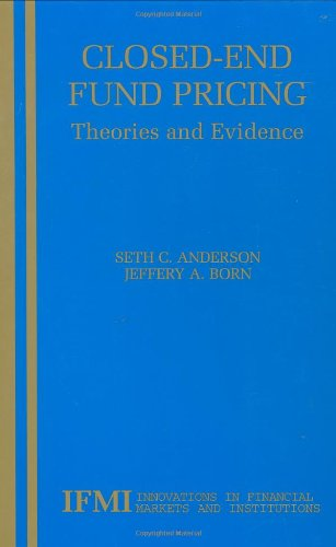 Closed-End Fund Pricing: Theories and Evidence (Innovations in Financial Markets and Institutions)