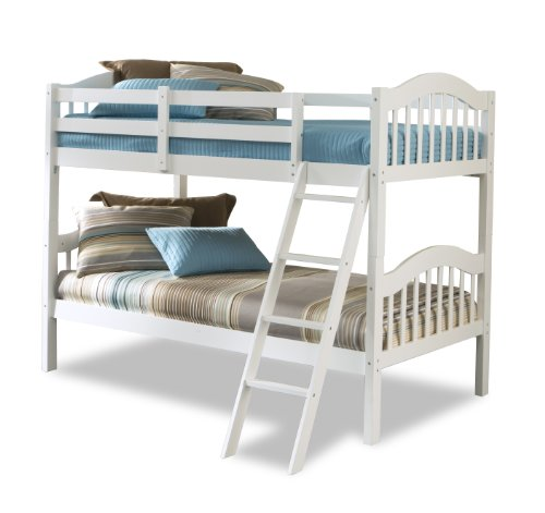 Sale!! Stork Craft Long Horn Bunk Bed, White