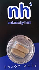Male Enhancement - Naturally Him - Sample Pack