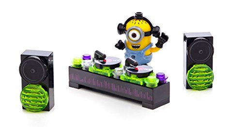 Mega Bloks Despicable Me Dance Party Set
