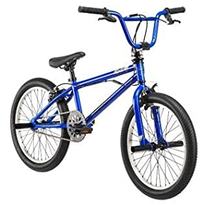 "Amazon.com : 20"" Mongoose Mode 100 BMX Freestyle Bike : Childrens"