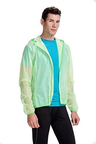 CYZ-Mens-Ultralight-Wind-Shell-Water-Proof-Running-Jacket-Bike-Jacket