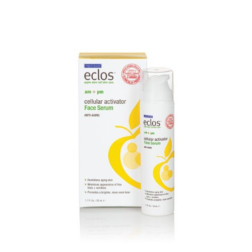 Eclos Cellular Activator Face Serum, 1.7-Ounce