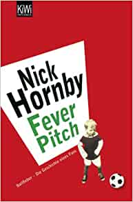 Fever pitch nick hornby essay