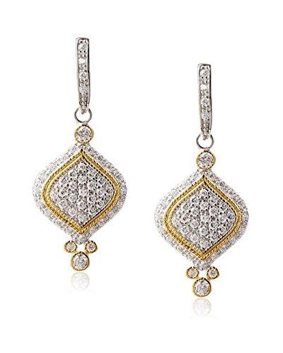 Belargo Pavé Diamond Drop Earrings As You See