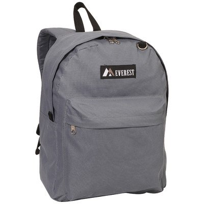 Classic Backpack Color: Dark Gray
