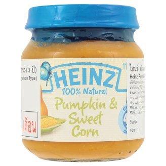 Heinz Pumpkin & Sweetcorn 110G front-313641