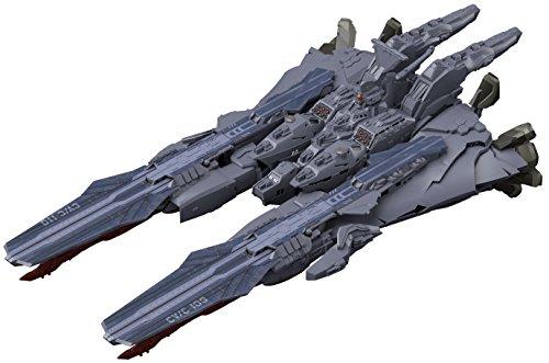 メカコレクション マクロスシリーズ マクロスデルタ SDF/C-108 マクロスエリシオン要塞型 プラモデル