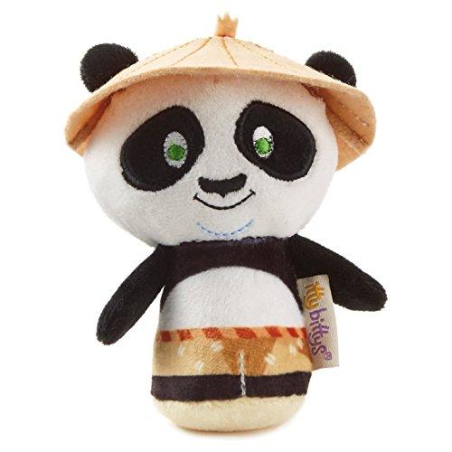 Hallmark-itty-bittys-Limited-Edition-Kung-Fu-Panda-Po-Stuffed-Animal