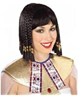 Queen of the Nile Wig in Black