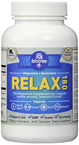 Top best 5 magnesium relax for sale 2016 boomsbeat for Garden of life relax and restore