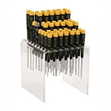 Wiha 92092 Master Technicians Bench Top Screwdriver Set, ESD Safe, 50 Piece