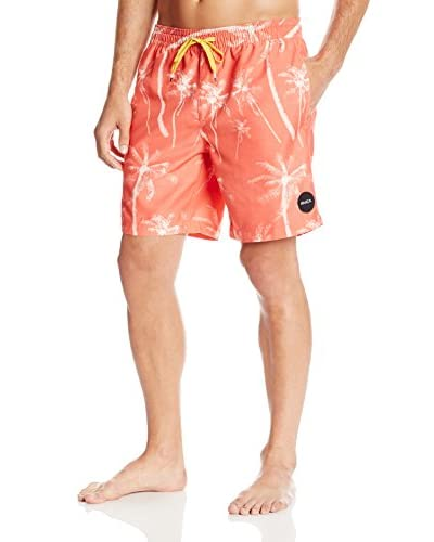 RVCA Men's Hairy Palms Volley Short