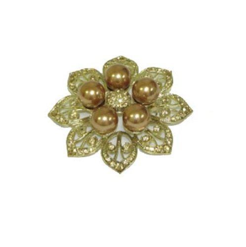 Fashion Trendy Brooch #009040