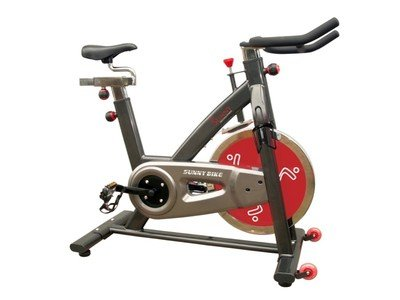 New Sunny Stationary Indoor Cycling Bike Trainer Cycle