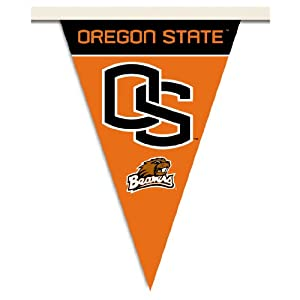 Buy NCAA Oregon State Beavers 25 Foot Party Pennant Flags by BSI