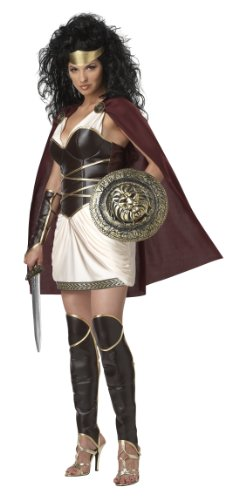 California Costumes Warrior Queen Set, Multicoloured ,  Medium  (810) Picture