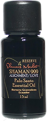 Shaman 999 - Alignment/Love 2014 Reserve Palo Santo Essential Oil 15 ml