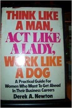 THINK BOOK LIKE MAN A
