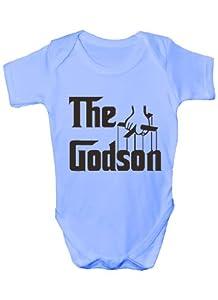 Diseño~diseño de los padrinos regalo~~Babygrow infantil de neopreno para niños chaleco para bebé ropa
