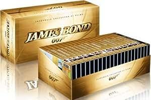 James Bond 007 - Intégrale collector 21 films [Édition Limitée]