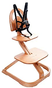 High Chair - Award Winning Svan Signet Essential High Chair - Grows with your Child (Cherry)