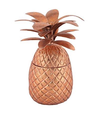 Artistic Copper Pineapple