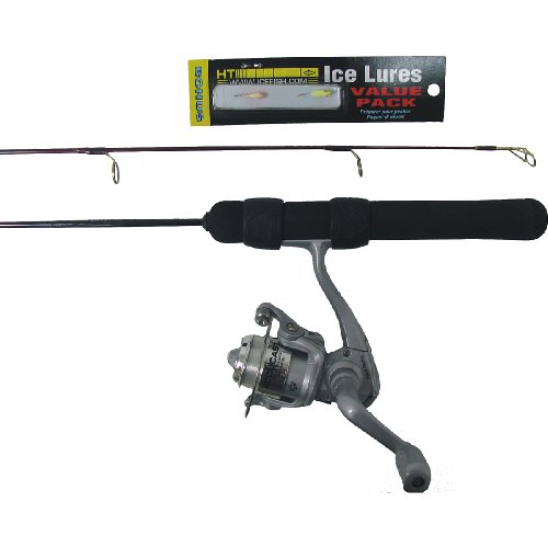 Ht Cherry Creek Ice Fishing Rod Combo 24 Nood