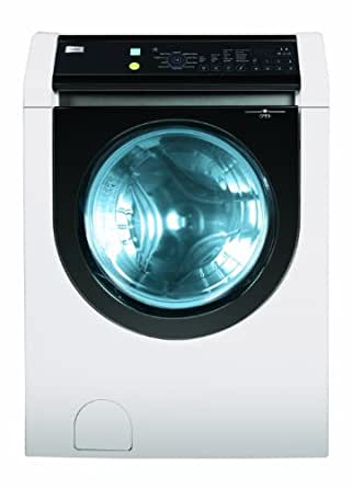 Haier HWF5300AW 3.5 Cubic Foot Energy-Star High-Effeciency Touch Sense Washing Machine